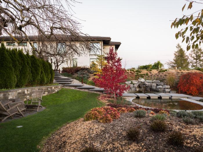 Villa individuelle avec piscine intérieure à Savigny