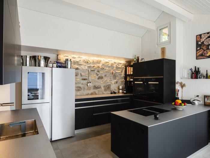 Rénovation globale d'une villa à Grandvaux