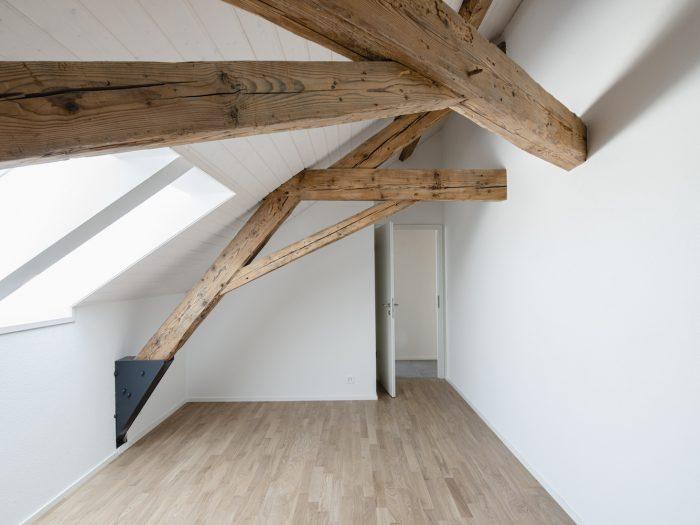 Transformation d'un ancien collège et création de 6 appartements à Colombier-sur-Morges