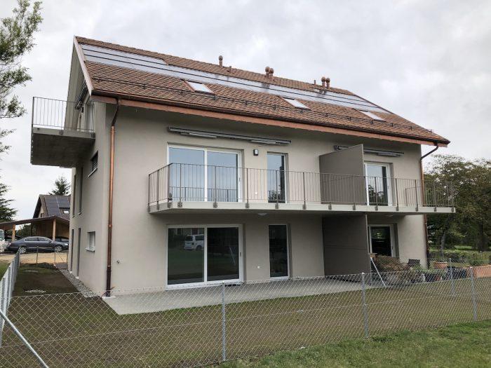 Immeuble de 5 appartements à St-Saphorin-sur-Morges