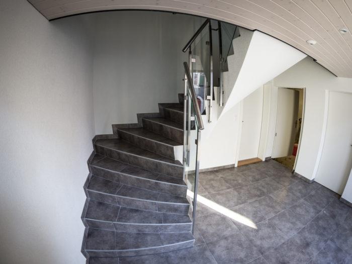 Création de 3 appartements dans un rural à Colombier