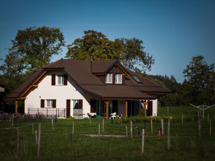 Villa individuelle à Sévery