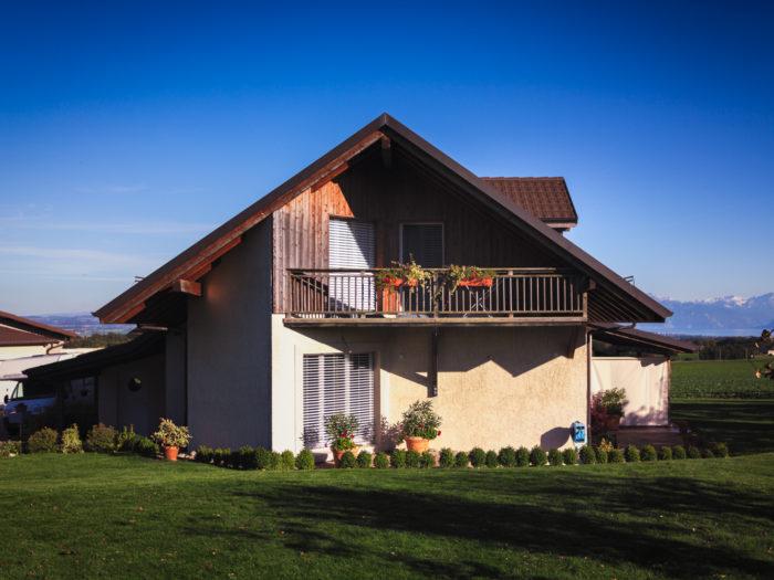 Villa mitoyenne à Pampigny